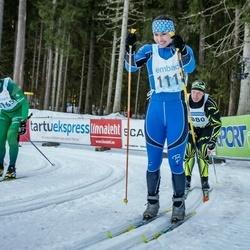 46. Tartu Maraton - Merit Rajas (1118)