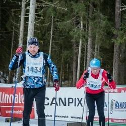 46. Tartu Maraton - Mait Lukka (1434), Torgeir Jegerud (2321)