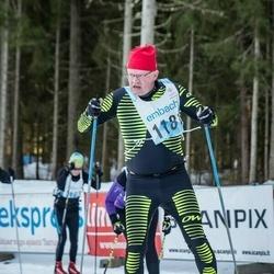 46. Tartu Maraton - Juha Hulkkonen (1181)