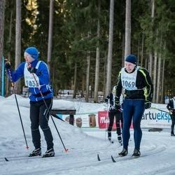 46. Tartu Maraton - Aivo Mündel (1069), Mati Koppel (1436)
