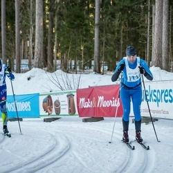 46. Tartu Maraton - Märt Sildvee (1119)