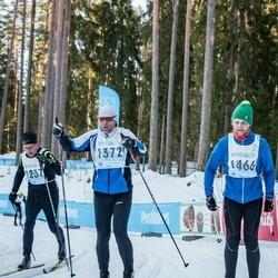 46. Tartu Maraton - Peep Nurm (1372), Rasmus Käo (1466)