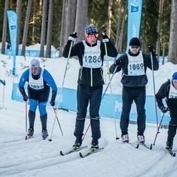46. Tartu Maraton - Toomas Haller (1286), Vardo Vahi (1889)