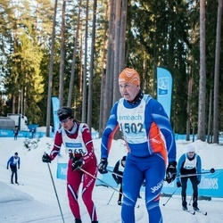 46. Tartu Maraton - Yldia Berney (268), Margus Kask (1502)