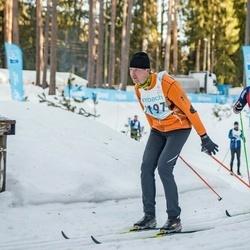 46. Tartu Maraton - Toomas Greenbaum (834), Kristjan Kongo (1197)