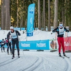 46. Tartu Maraton - Hans Haldi (2247), Kevin Kivimaa (3269)