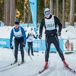46. Tartu Maraton - Andero Kuriks (3036)