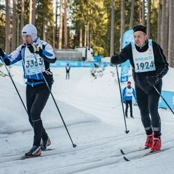 46. Tartu Maraton - Rain Altosaar (1924), Rauno Kõiv (3363)