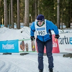 46. Tartu Maraton - Ilmar Kõvatomas (997)