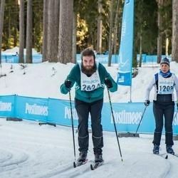 46. Tartu Maraton - Luise Puu (1209), Max Robinson (2624)
