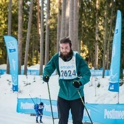 46. Tartu Maraton - Max Robinson (2624)
