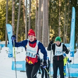 46. Tartu Maraton - Elin Ilves (1114), Margus Must (1154)