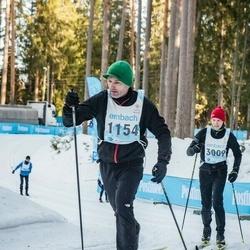 46. Tartu Maraton - Margus Must (1154), Ats Albre (3009)