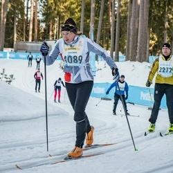 46. Tartu Maraton - Kristaps Epners (2272), Jana Kink (4089)