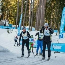 46. Tartu Maraton - Marko Maalt (1369), Hannes Konist (4109)