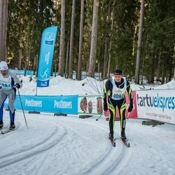 46. Tartu Maraton - Urmas Virkebau (1101), Hillar Lepik (4085)