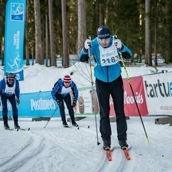 46. Tartu Maraton - Vesa Tiitinen (2183)