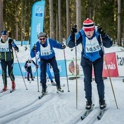 46. Tartu Maraton - Peeter Pihelgas (1281), Raiko Uri (1439)