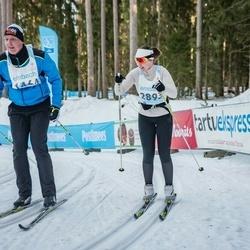 46. Tartu Maraton - Aare Sepp (1464), Kätlin Vister (2893)