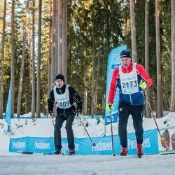 46. Tartu Maraton - Igor Fesak (1409), Jan Sundström (2173)