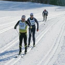46. Tartu Maraton - Paavo Vikat (489), Andre Laine (666)