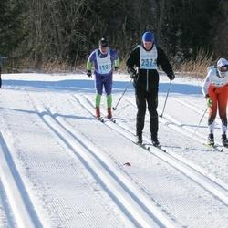46. Tartu Maraton - Ago Saluveer (1151), Aigar Jusin (2374)