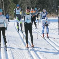 46. Tartu Maraton - Joosep Kaskema (1061), Anatoli Babkin (1263)