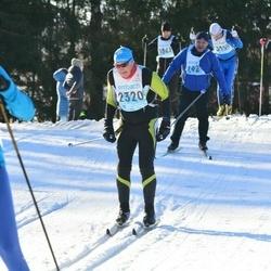 46. Tartu Maraton - Bjarne Andreas Brathen (2320)