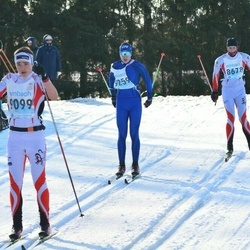 46. Tartu Maraton - Aron Ott (8678), Mehis Udam (9099), Oliver Kinks (9259)
