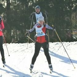 46. Tartu Maraton - Aet Köster (3352), Anneli Lõokene (8541)