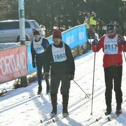 46. Tartu Maraton - Arne Kesa (1680), Sergei Bushuev (8117)