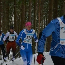 21. Alutaguse Maraton - Birgit Kasela (326)