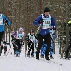 21. Alutaguse Maraton - Madis Põld (135), Aare Pilvet (148), Andres Leosk (153)