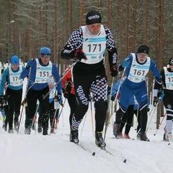21. Alutaguse Maraton - Adrian Blake (161), Urmas Roossaar (171)