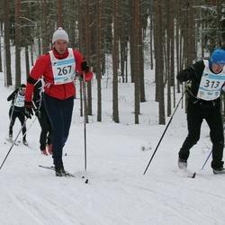 21. Alutaguse Maraton - Andres Tammsaar (267), Alexander Komshin (313)