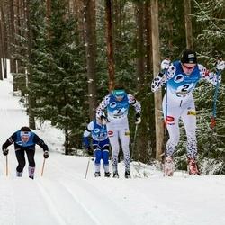 21. Alutaguse Maraton - Martti Himma (2), Taavi Kaiv (7)