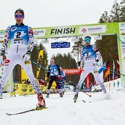 21. Alutaguse Maraton - Martti Himma (2), Sander Linnus (3), Taavi Kaiv (7)