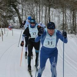 44. Haanja Maraton - Tauno Mölder (27), Ago Veilberg (31)