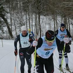 44. Haanja Maraton - Meelis Rebane (9), Cristian Anton (22), Indrek Klampe (46)