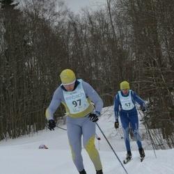 44. Haanja Maraton - Jaanus Bauman (57), Markko Abel (97)