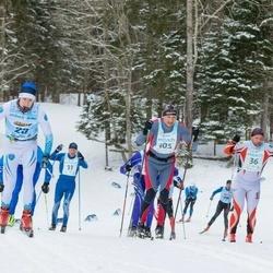 44. Haanja Maraton - Joosep Tammemäe (23), Ago Veilberg (31), Janno Rodendau (36), Üllar Lillmets (405)