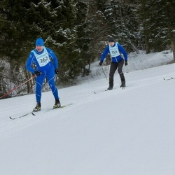 44. Haanja Maraton - Aare Pilvet (156), Sven Viks (262)