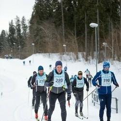 44. Haanja Maraton - Mait Paabort (210), Bruno Münter (280), Kevin Limbo (390)