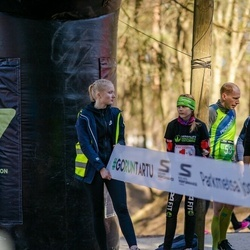 Parkmetsa jooks - Martin Adusoo (58), Jekaterina Pihlak (82)