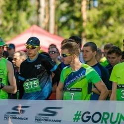 Parkmetsa jooks - Aleksandr Kulešov (3), Marek Võsu (7)