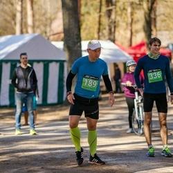 Parkmetsa jooks - Lauri Enn (189), Egert Georg Teesaar (336)