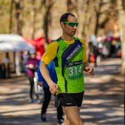 Parkmetsa jooks - Hannes Veide (314)