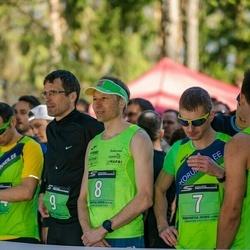 Parkmetsa jooks - Marek Võsu (7), Pärtel Piirimäe (8), Tiit Palu (9)