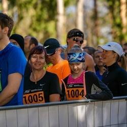 Parkmetsa jooks - Henno Kaeval (222), Kertu Mugu (1004), Anne Mugu (1005)