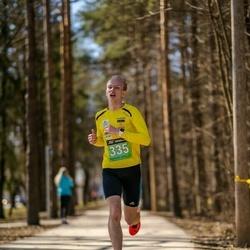 Parkmetsa jooks - Marti Medar (335)